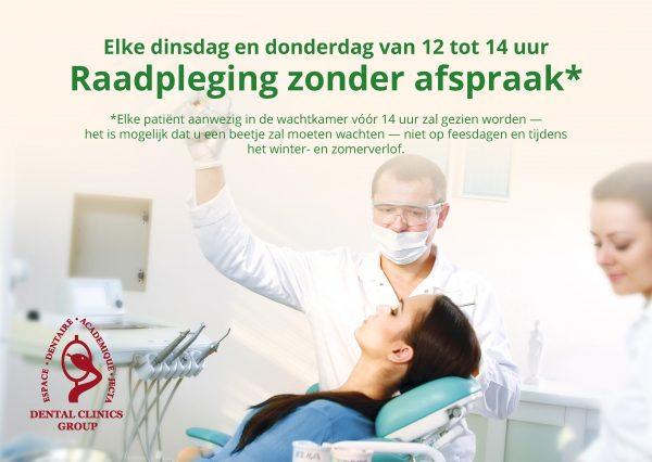 Flyer Easy Dent Affiche